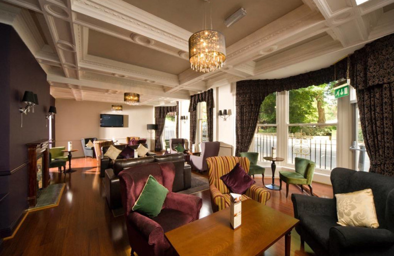 Lounge at Swallow St. George Hotel.