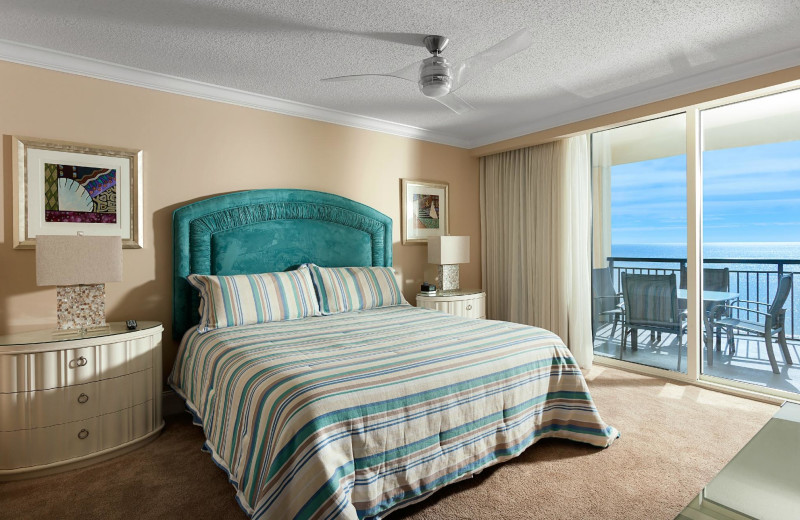Guest room at Mar Vista Resort Grande.