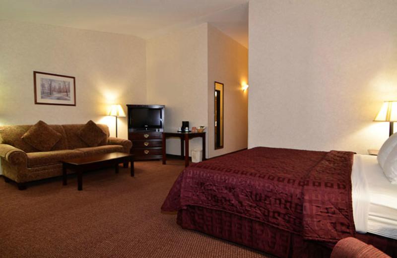 Suite Interior at Comfort Inn at Thousand Hills