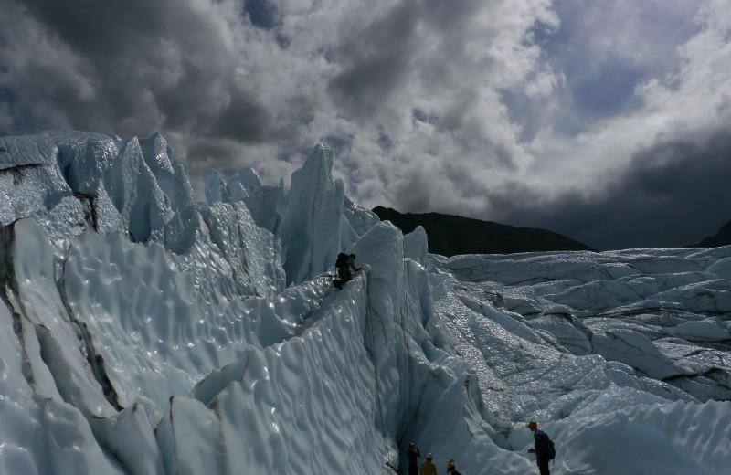 Glacier at Gwin's Lodge