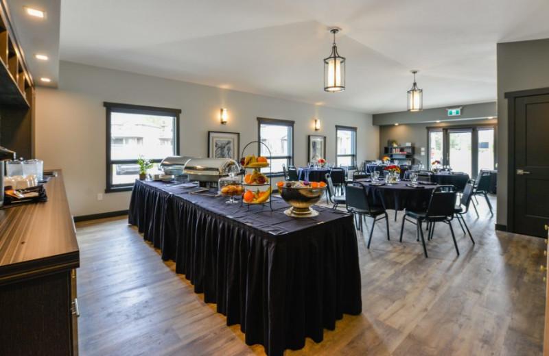 Meetings at Bighorn Meadows Resort.
