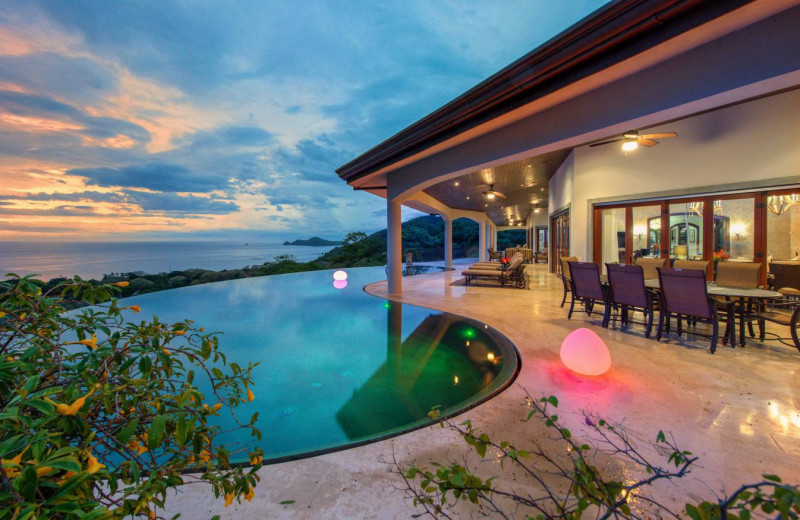 Exterior view of Costa Rica Luxury Lifestyle.