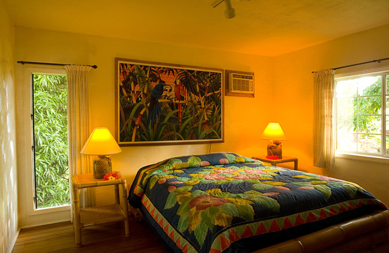 Guest room at Bequa Lagoon Resorts.