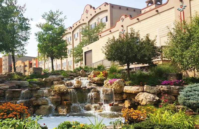 Exterior view of Chula Vista Resort.