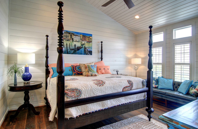 Rental bedroom at Starkey Properties.