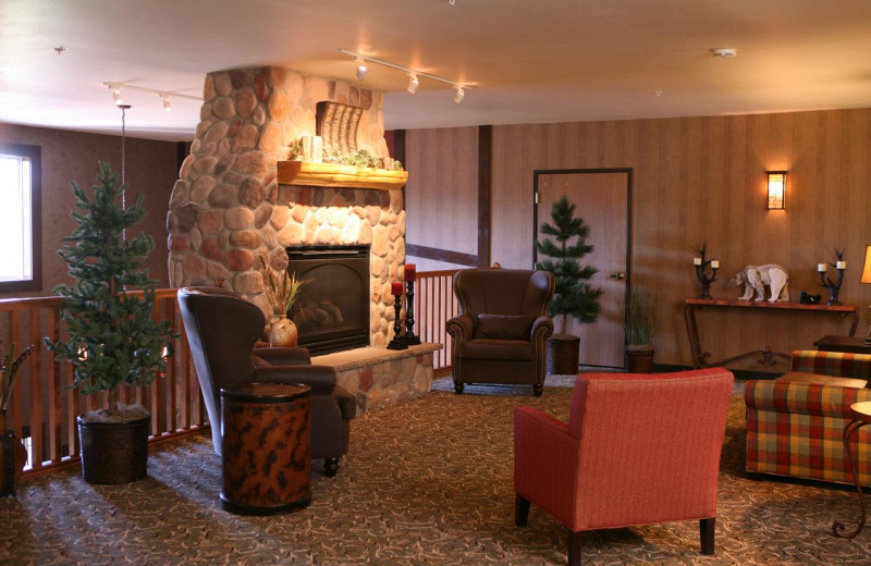 Lounge at Thumper Pond Golf Course & Resort.