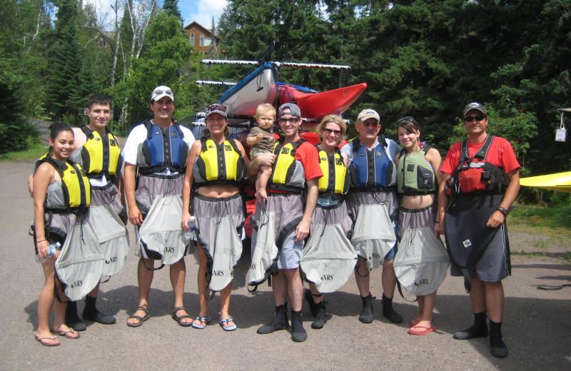 Reunions at Lutsen Resort on Lake Superior.