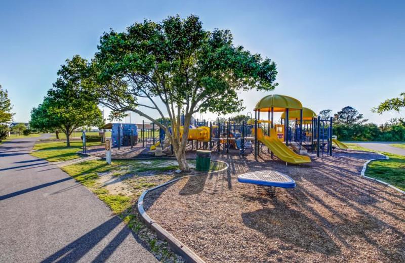 Playground at Vacasa Ocean City.