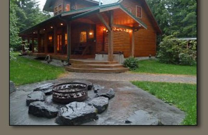 Ashford Vacation Rentals Cabin Trillium Cabin Rental