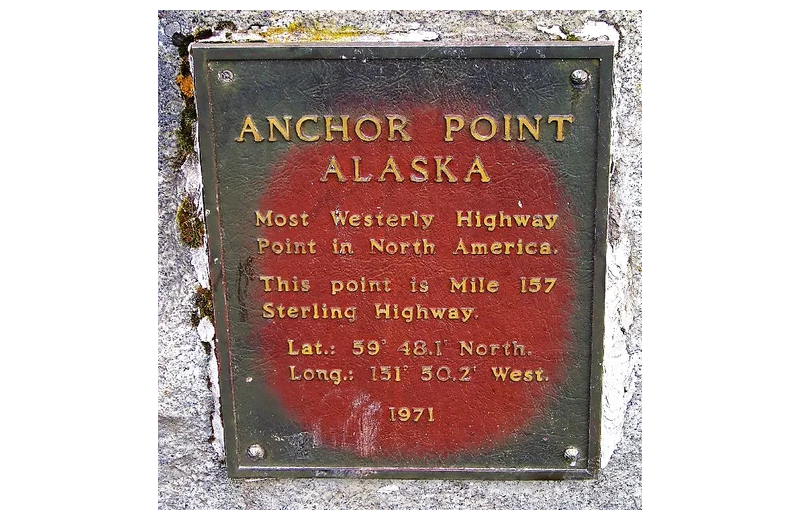 Sign at Sleepy Bear Cabins.