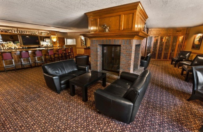 Seating area at Stonehedge Inn and Spa.