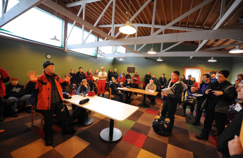 Conference at Giants Ridge Golf and Ski Resort.