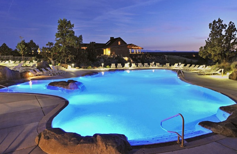 Outdoor Pool at Brasada Ranch