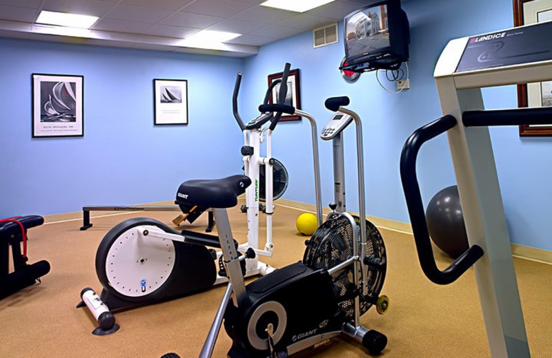 Fitness Center at The Inn at Stonington