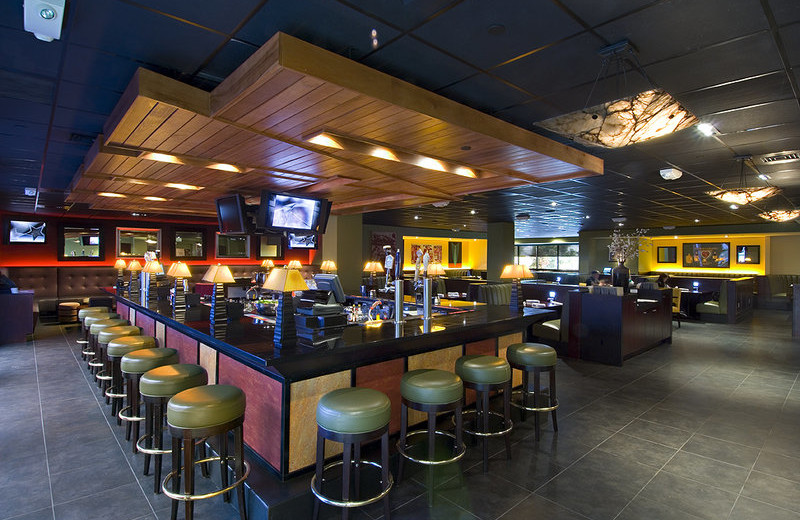 Houllhan's Sports Bar at Holiday Inn SFO Airport North Hotel.