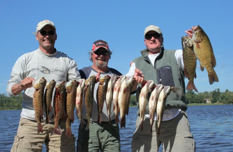 Fishing Fun at Pike Bay Lodge