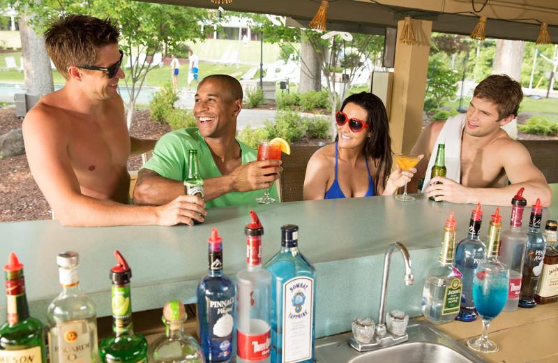 Bar at Cove Haven Entertainment Resorts.