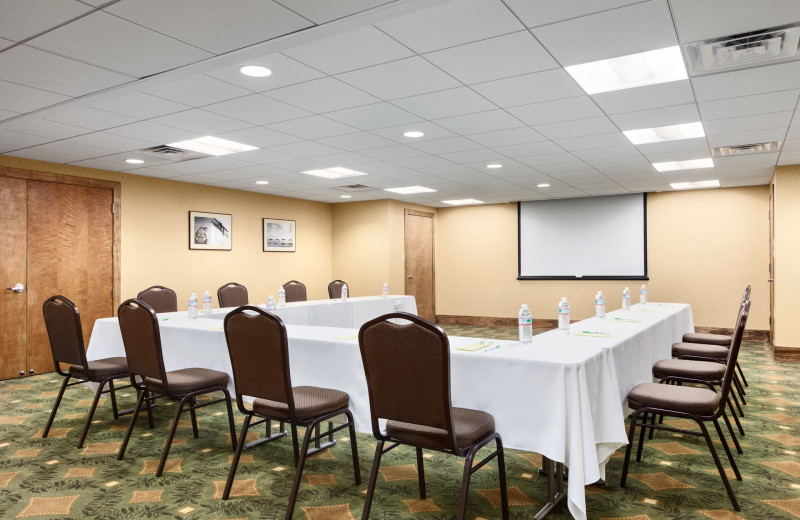 Meeting room at Holiday Inn Oceanfront Ocean City.