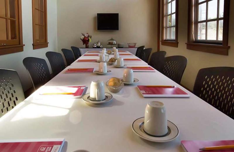 Meetings at La Conner Country Inn.