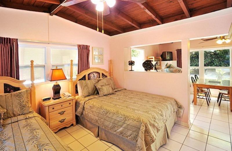 Guest room at Sands of Islamorada.
