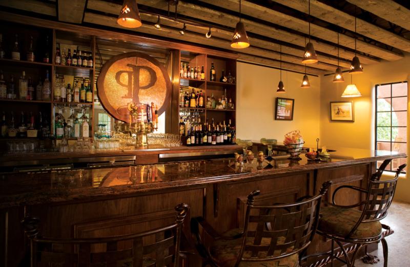 Interior Bar View at Gateway Canyons Resort