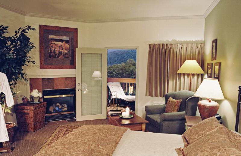 Spa Suite at Eagle Rock Resort