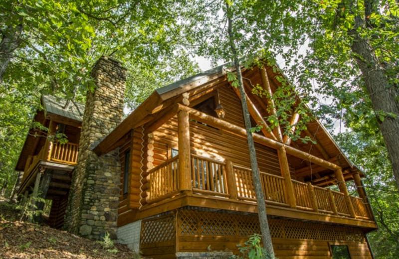 Cinnamon Valley Luxury Log Cabins. 3134 E Van Buren Eureka Springs, Arkansas  ...