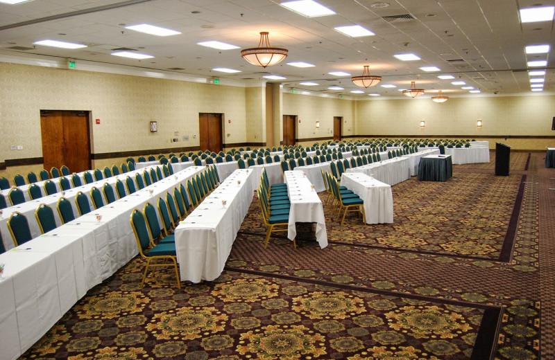 Conference at Radisson Hotel Dallas Love Field.