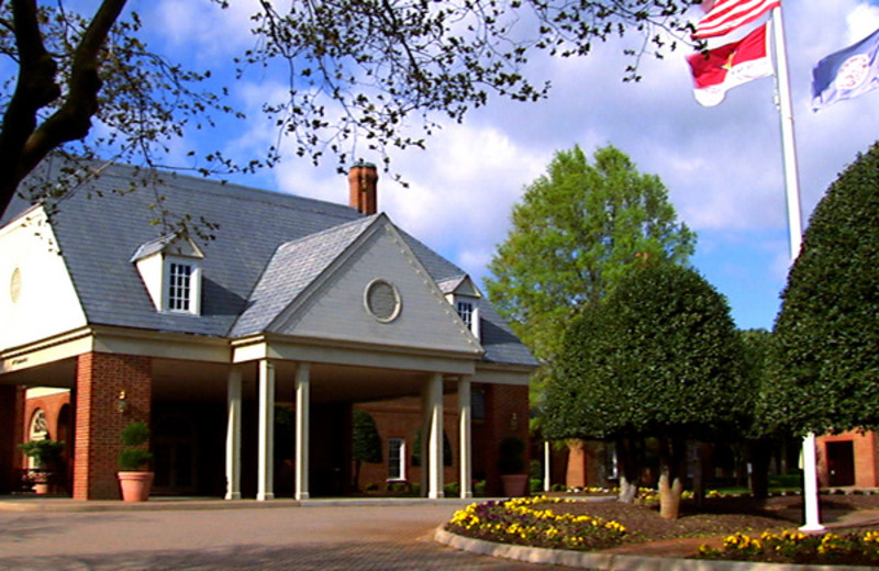 Exterior View of The Founders Inn