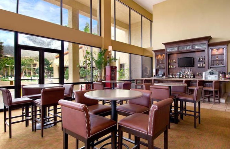 Dining room at Hilton Tucson El Conquistador Golf & Tennis Resort.