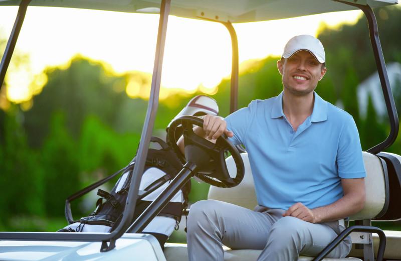 Golf near Sunset Properties.