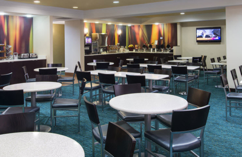 Continental Breakfast at SpringHill Suites Williamsburg