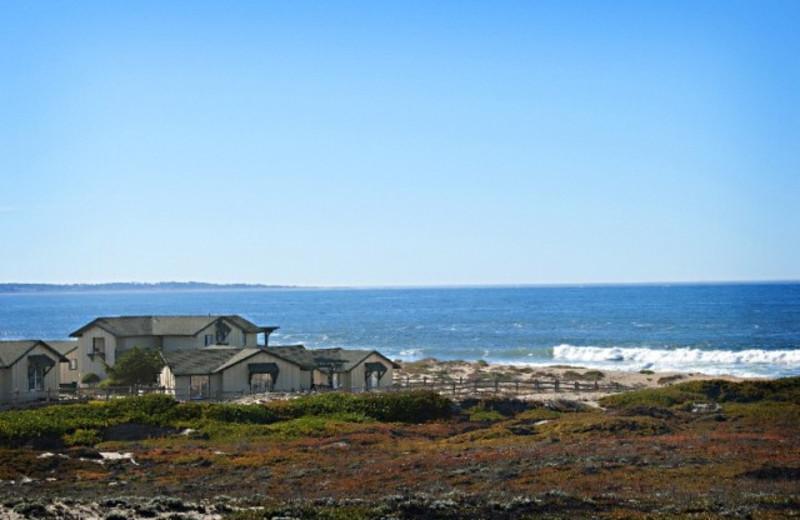 Exterior of The Sanctuary Beach Resort