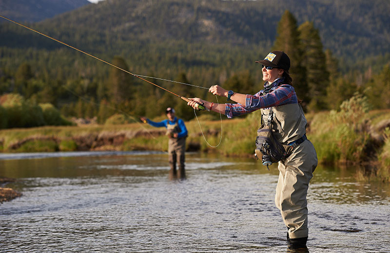 Fishing near Arrabelle at Vail Square, A RockResort.