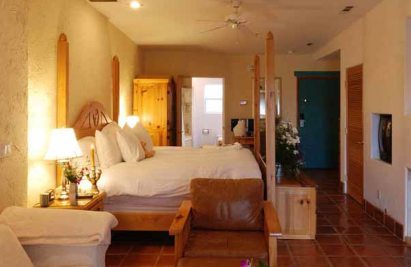 Junior Suites at Green Valley Spa