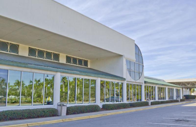 Exterior of Convention Center Boardwalk Beach Resort Hotel & Convention Center