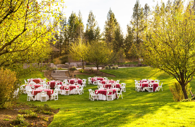 Besson Commons outdoor venue