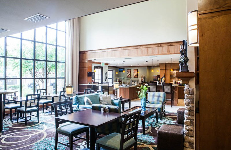 Breakfast Nook at the Staybridge Suites Houston West/Energy Corridor