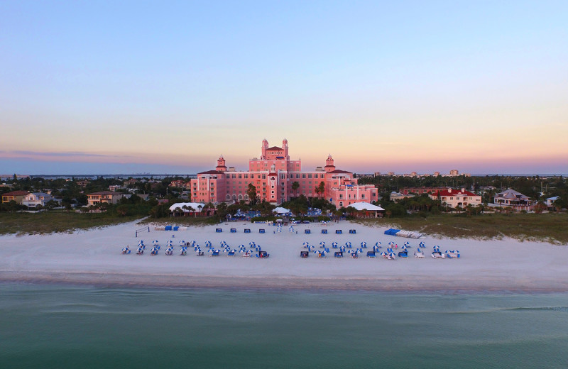 Exterior View of The Don CeSar