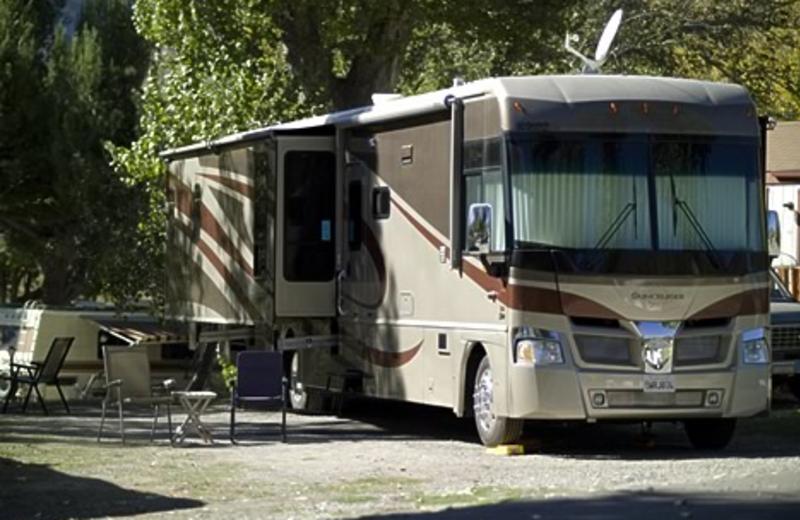 Rv Camping at Pocono Vacation Park