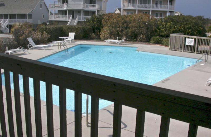 Rental pool at Island Real Estate. Inc.