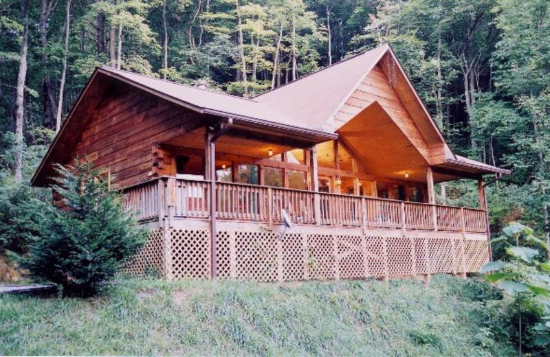 Cabin at Nantahala Mountain Resort