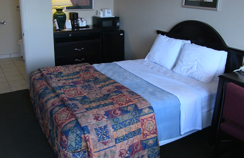 Handicapped accessible rooms at @ Michigan Inn and Lodge.