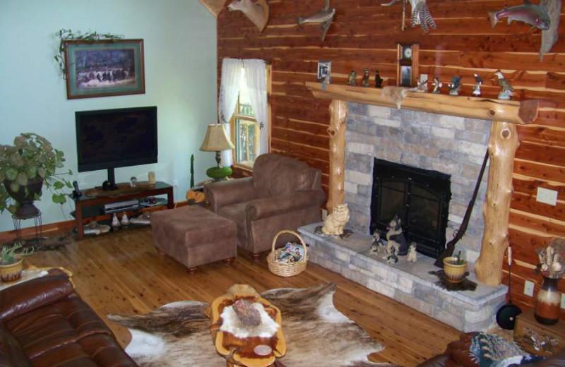 Common Area at Cedar Springs Country Inn