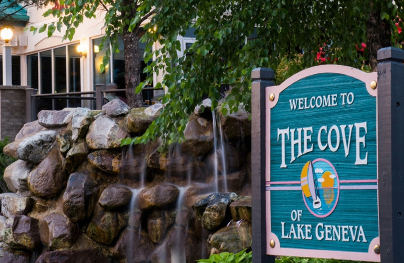 Welcome to The Cove of Lake Geneva.