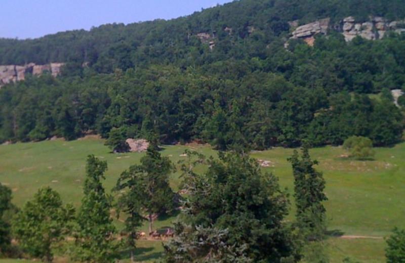 Ranch Exterior at Horseshoe Canyon Ranch