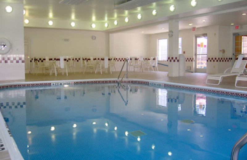 Indoor Pool at Residence Inn Scranton