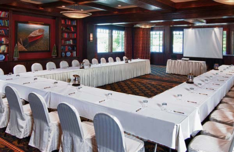 Conference room at Mill Falls at the Lake.