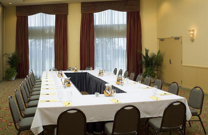 Meting Table at Sheraton Metairie