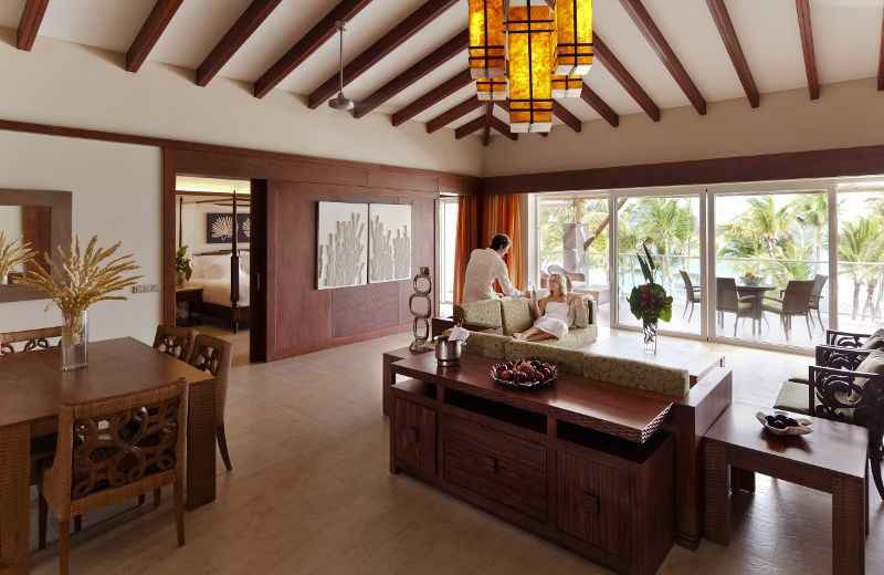 Master Suite at Barceló Bávaro Palace